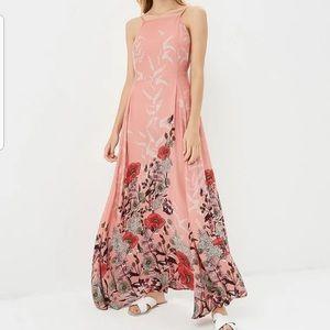 NEW Free People Embrace It Maxi Dress